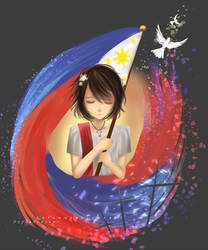 Philippine Independence Day by Ariannedione11