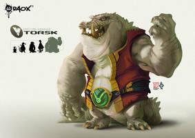 WhiteHole: Torsk by raoxcrew