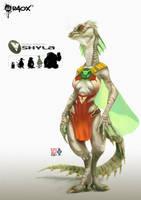 WhiteHole: shyla by raoxcrew