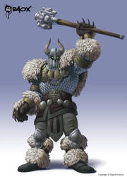 Viking Smasher by raoxcrew