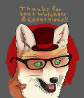 200+ Watcher Special/New Icon by CleverAsFoxes
