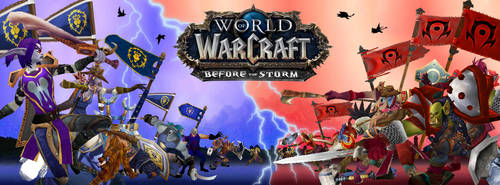 Warcraft: Before the Storm by Embuprod