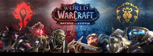 Warcraft: Before the Storm #2 by Embuprod