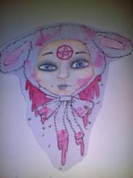 Bonnie  by oddsockzx