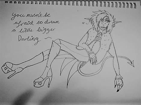 Dream my darling~ by oddsockzx