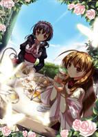 Tea Time by KahoOkashii