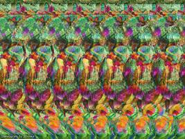 Psyconuts by 3Dimka