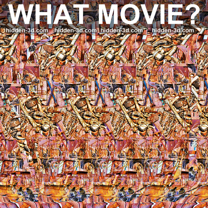 Guess the Movie #4 by 3Dimka