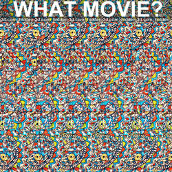 Guess the Movie #7 by 3Dimka