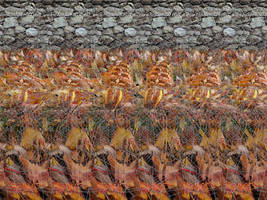 8 Legs. Magical Stereogram by 3Dimka