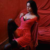 Red Room by IlonaShevchishina