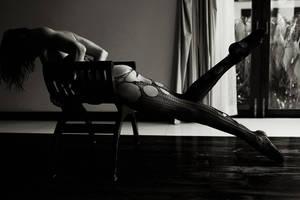 stockings by IlonaShevchishina