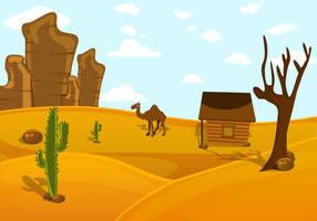 Desert by DesignerShibly