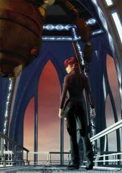 Nebula City by Lunathyque