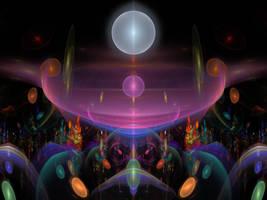 Dreamscape of Joy by crotafang