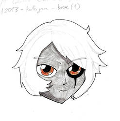 Manga Course Drawings - Katazan by Axe-Canabrava