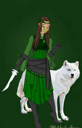 My DnD Character by PGS-Cinderella