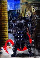 Ryuken painted. by MrTuke