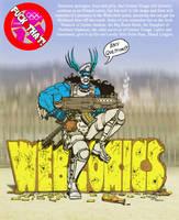 Maud's humble view on Webcomics by MrTuke