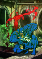 Venom and Carnage by MrTuke