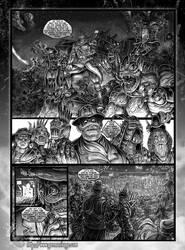 Dr Chimera Comic Page by MrTuke