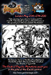 MCM London May 2018 25th -27th Preview by MrTuke