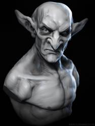 Goblin by CRYart-UK