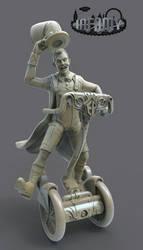 Errant Pewbe - Infamy Miniatures by CRYart-UK