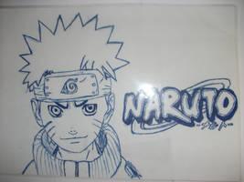 Naruto by Dashdrawings