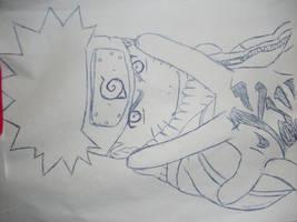 Naruto Sketch by Dashdrawings