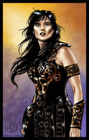 Xena by AllieJacques