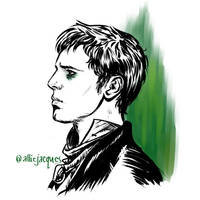 Victor Frankenstein by AllieJacques
