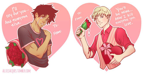 Dmcb Valentine's by AllieJacques