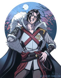 Trevor Belmont by AllieJacques