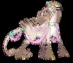 Custom Wildling: 'TP Zelda' Philoden by Rannarbananar