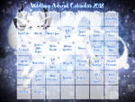 (Sold out!) Wildling Unicorn Advent Calendar 2018! by Rannarbananar