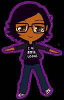 Just Chibi Me... by hyacinthum