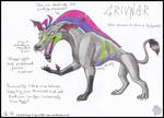 -Grivnar Reference- by Silvolf