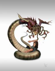 Medusa by Adrian-W