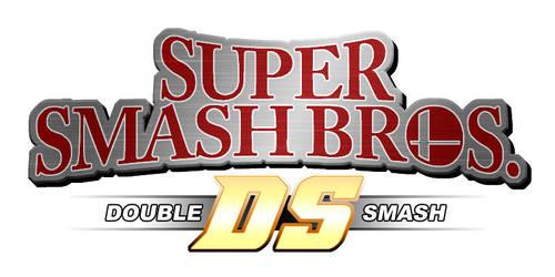 Super Smash Bros. DS Logo by NarutardST