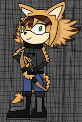 Dase The Tigress by QuackerYoMeow