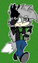Gladious The Fox by QuackerYoMeow