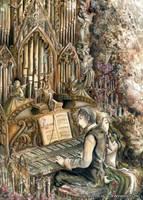 Requiem in Sanctuary by la-sera
