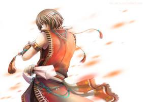 Swords Dance by la-sera