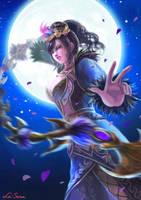 Zhen Ji by la-sera
