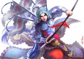 Zhao Yun DLC by la-sera