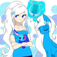 Winter Melody - Request by Ichigochichi