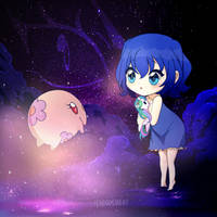 Luna meets Munna by Ichigochichi