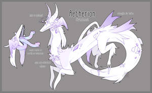 Aetherion [approved myo feverbeast] by pomiemallow