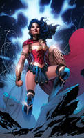 WonderWoman-Colors by Se7enFaces